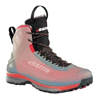 Baffin Men's Borealis Hiking Boot Red