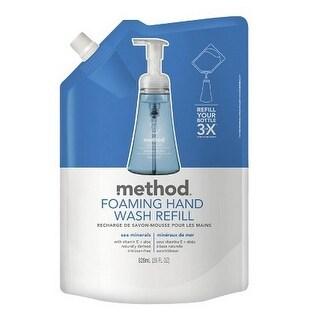 Method 00667 Foaming Hand Wash Refill, Sea Minerals, 28 oz.