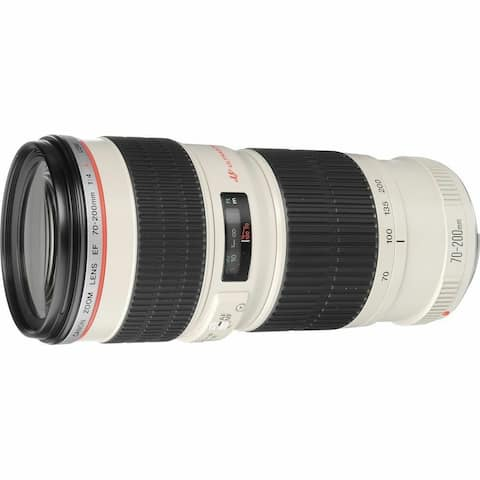 Canon EF 70-200mm f/4L USM Zoom Telephoto Lens
