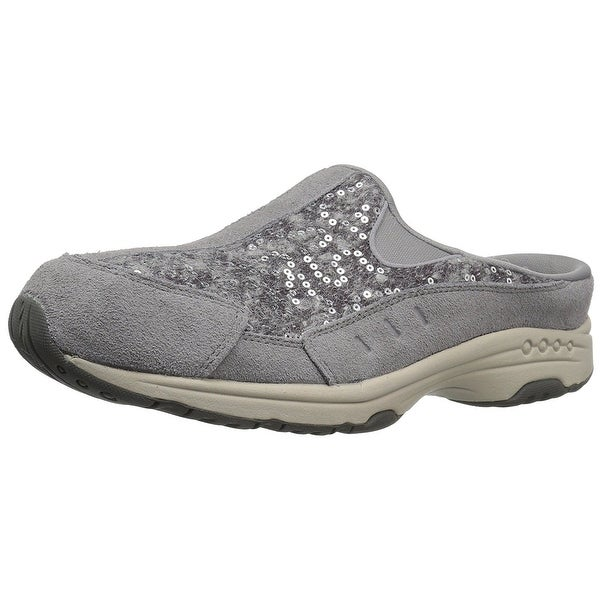 Easy Spirit Womens TRAVELTIME Low Top Slip On Walking Shoes