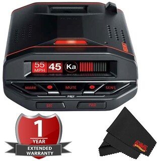 Escort Redline EX with 2 Year Warranty