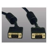 Tripp Lite SVGA Monitor Cable w RGB Coaxial HDDB15M/M 6ft.