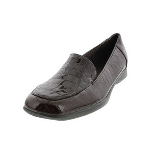 Trotters Womens Jenn Round Toe Loafers