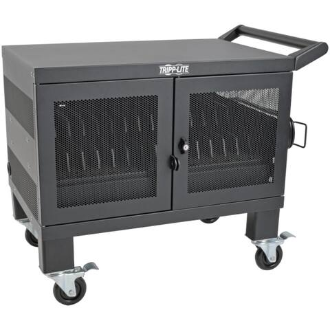 Tripp lite cshandlekit2 charging cart conversion kit