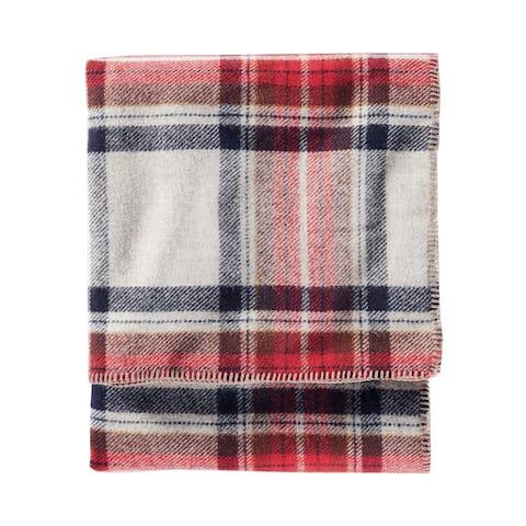 Pendleton Vintage Dress Stewart Blanket