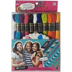 - Create & Share Friendship Bracelets Kit
