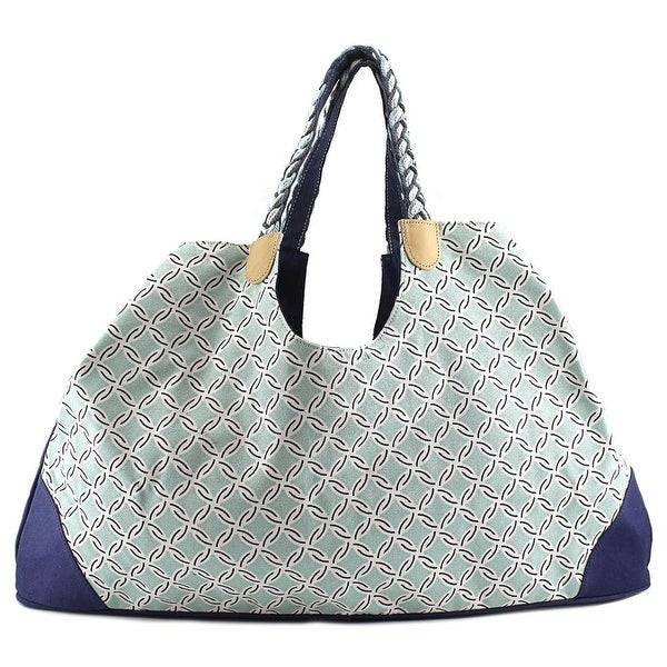 Cape Cod Shoe Supply Co. Brewster Beach Bag Women  Canvas  Tote - multi-color