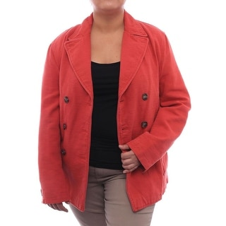 Gant Women The MB Overdyed Canvas Peacoat Peacoat Carmoisine Red