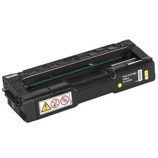 Ricoh Corp. 406044 Yellow Toner Cartridge Sp C220 By Ricoh Supplies