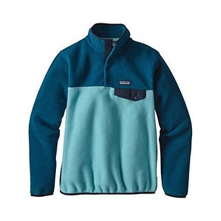 Patagonia Womens LW Synch Snap-T P/O