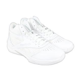 Reebok M45931 Pro Heritage 1 Mens White Synthetic Athletic Training Shoes