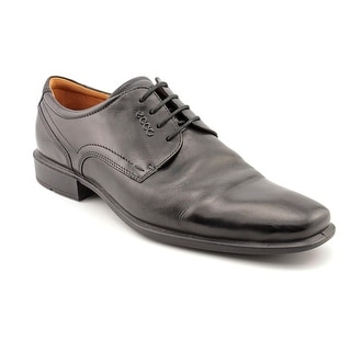 Ecco Cairo Apron-Toe Apron Toe Leather Oxford