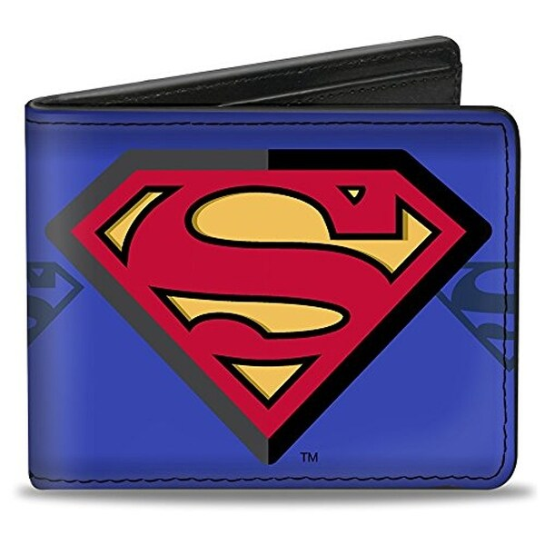 Buckle-Down Bifold Wallet Superman