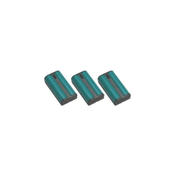 Replacement Panasonic KX-TG2257 NiMH Cordless Phone Battery (3 Pack)