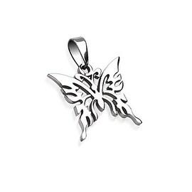 Stainless Steel Butterfly Pendant (21 mm Width)