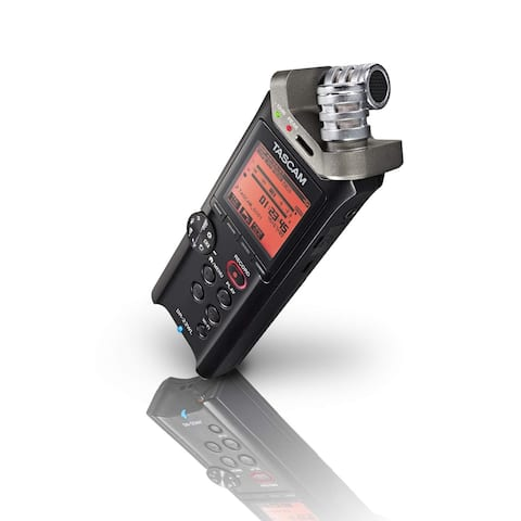 Tascam DR-22WL Portable Handheld Audio Recorder with WiFi