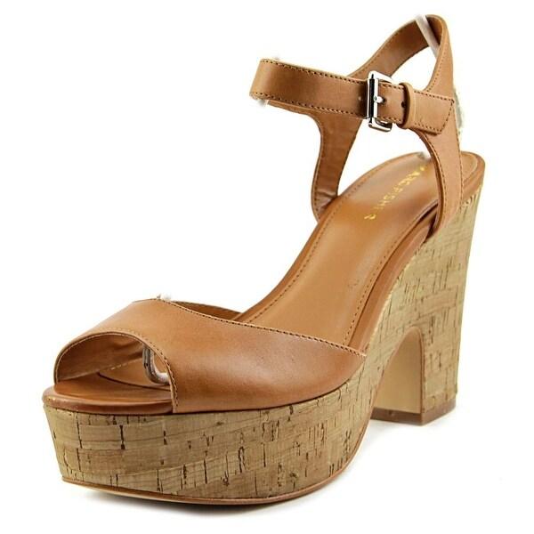 Marc Fisher Calia 2 Women Light Natural Sandals