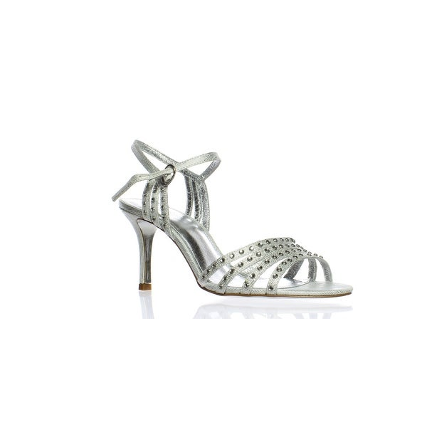 Adrianna Papell Womens Vonia Silver