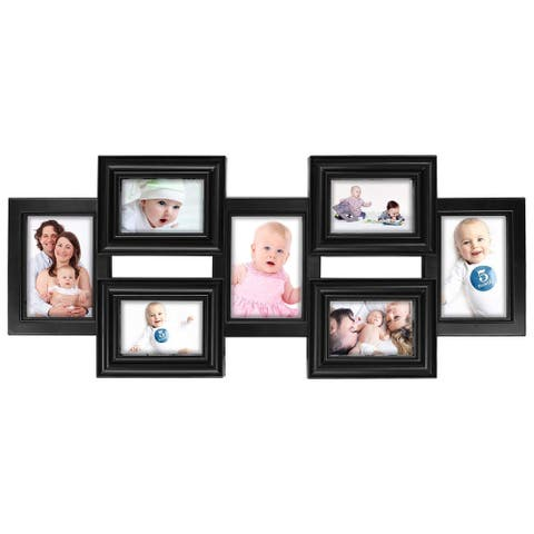 Hello Laura 7 Piece Wall Set Picture Frame