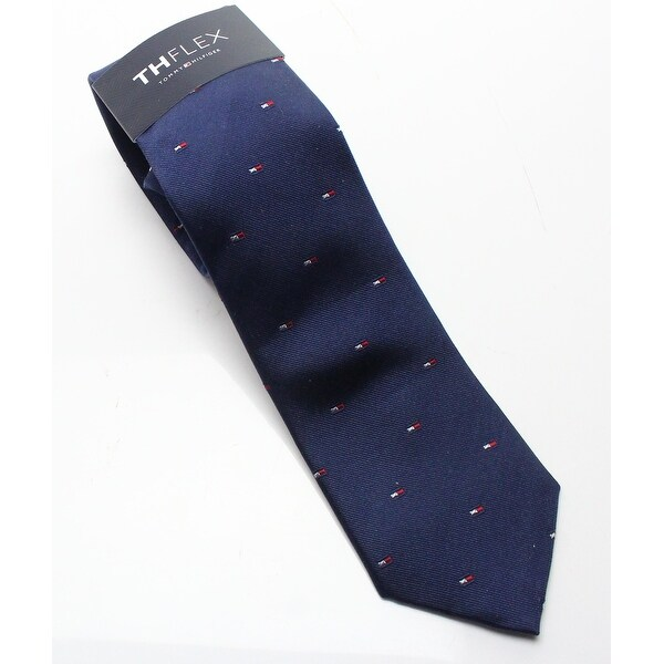 Tommy Hilfiger Mens Thflex Self-Tied Necktie