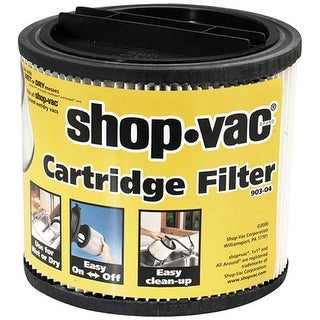 Shop-Vac 9030400 Wet/Dry Cartridge Filter