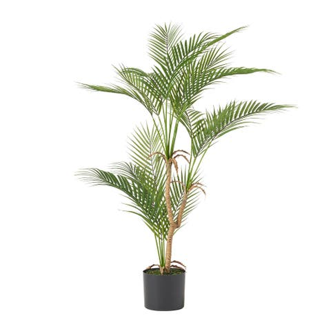 Troup Artificial Tabletop Palm Tree by Christopher Knight Home
