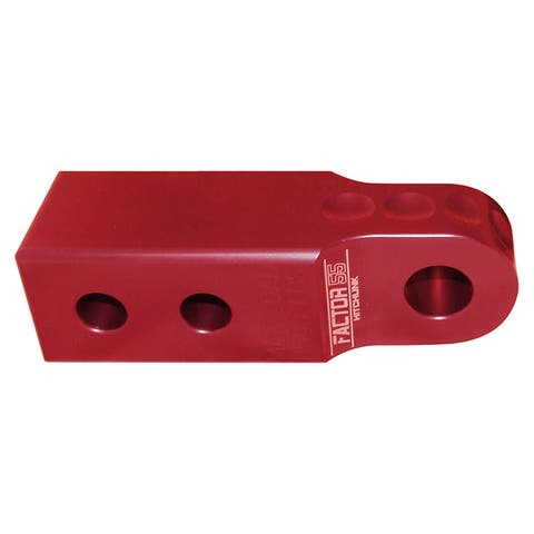 Factor55 00020-01 factor55 hitchlink 2.0 (2 receivers) red