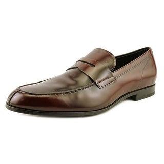 Tod's Mocassino Cuoio Moda SW Moc Toe Leather Oxford