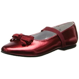 Jumping Jacks Girls Piper Leather Mary Janes - 4
