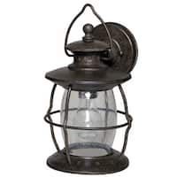 Boston Harbor BRT-CDC16913L Outdoor Lantern, Misty Pewter