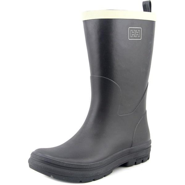 Helly Hansen Midsund 2 Women Round Toe Synthetic Black Rain Boot