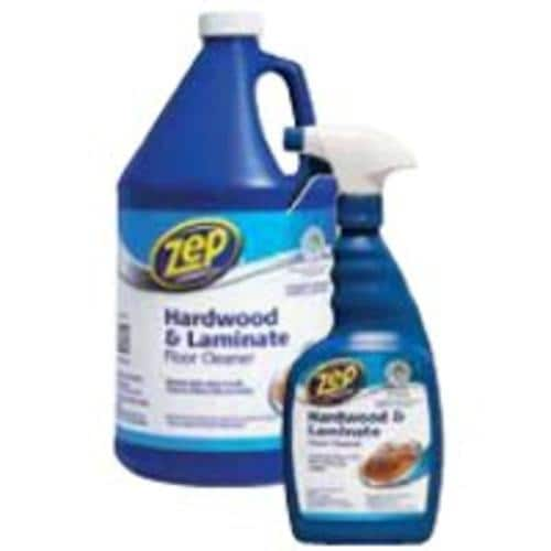 Zep Cahlf128 Hardwood And Laminate Floor Cleaner 128 Oz Free