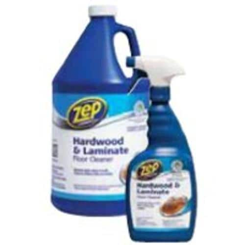 Shop Zep Cahlf128 Hardwood And Laminate Floor Cleaner 128 Oz