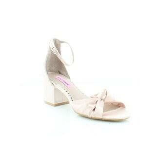 Betsey Johnson Ivee Women's Sandals & Flip Flops Blush