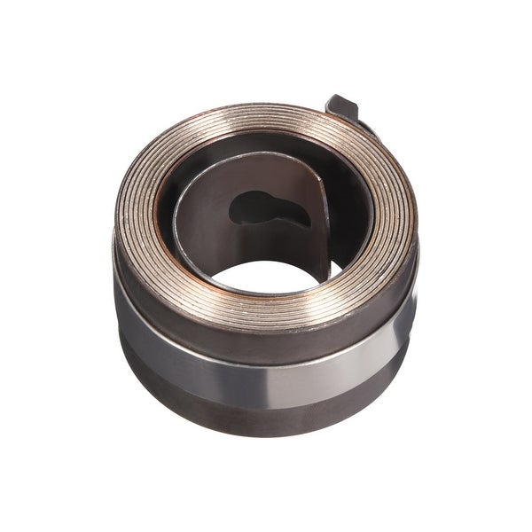 Drill Press Quill Feed Return Coil Spring Assembly 1100mm 44x25x0.7mm - 0.7 x 25 x 1100mm
