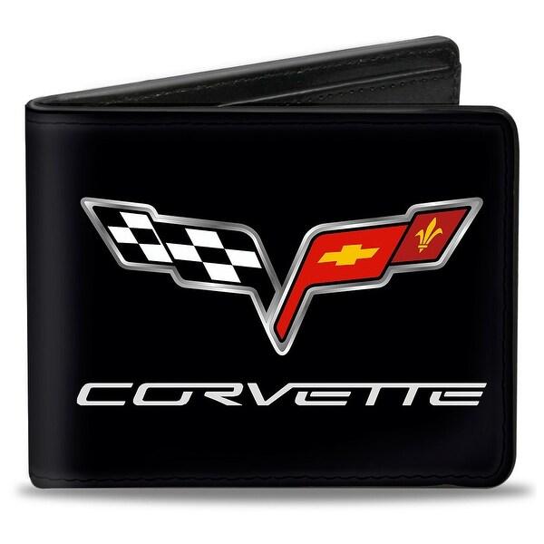 C6 Logo Centered Bi Fold Wallet - One Size Fits most