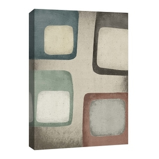 """PTM Images 9-126649  PTM Canvas Collection 8"""" x 10"""" - """"Cubic"""" Giclee Patterns and Designs Art Print on Canvas"""