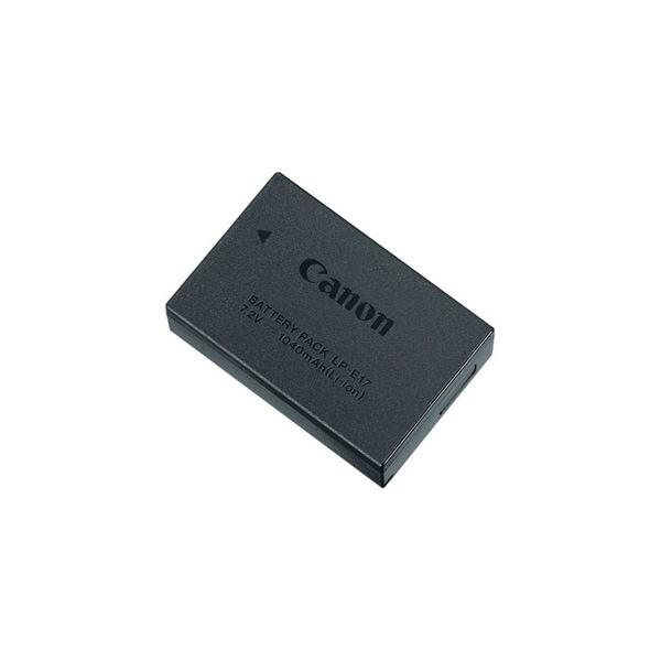 Canon LP-E17 Camera Battery Canon Battery Pack LP-E17 - 1040 mAh - Lithium Ion (Li-Ion) - 7.2 V DC