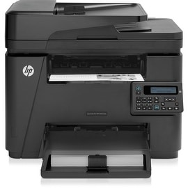 HP LaserJet Pro M225dn Monochrome Printer with Scanner, Copier and Fax CF484A
