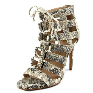 Vince Camuto Freshi Open Toe Leather Sandals