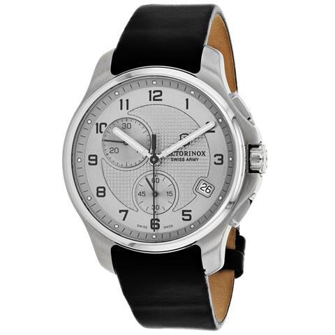 Swiss Army Men's Officer's Watch - 241553.2