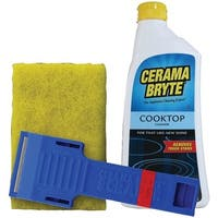 Cerama Bryte 27068 Cooktop Cleaning Kit