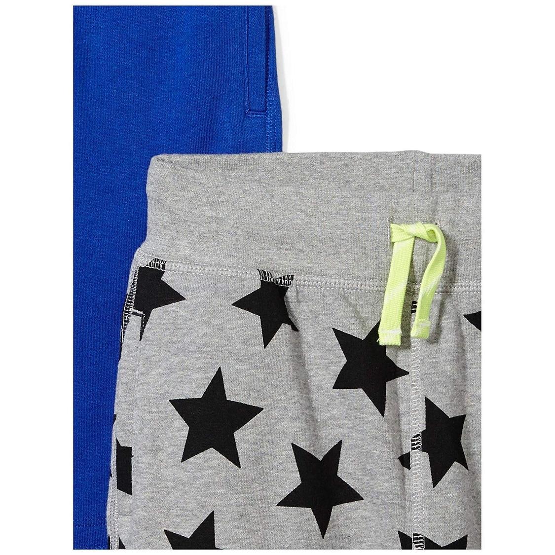Brand Spotted Zebra Girls French Terry Knit Shorts