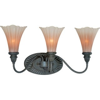 Top Product Reviews For Vaxcel Lighting W0110 Lily 3 Light
