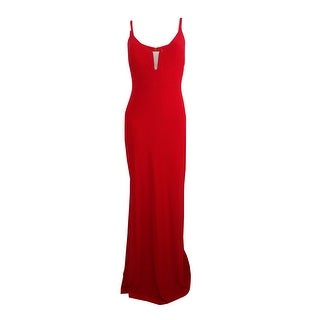 Calvin Klein Women's Sleeveless V-Neck Gown (2 options available)
