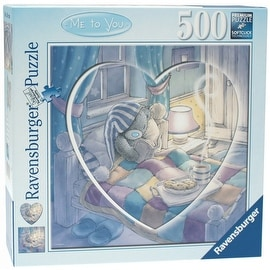 Ravensburger Me To You: Heart 500 Piece Heart in a Square Puzzle