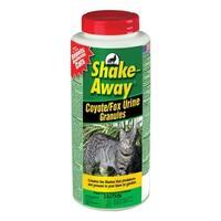 Shake-Away 2854448 Domestic Cat Repellent Granules, 28.5 Oz