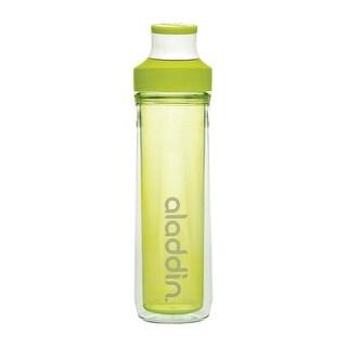 Aladdin 10-02686-001 Insulated Water Bottle, Tritan, Moss, 18 Oz