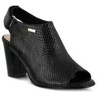 Azura Women's Limey Slingback Sandal Black Synthetic