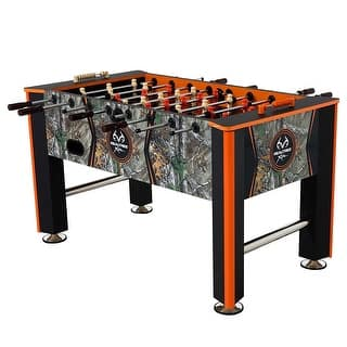 """Triumph USA Realtree Foosball Table 58"""" Length / 45-6076W